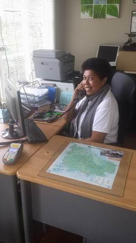 front desk services